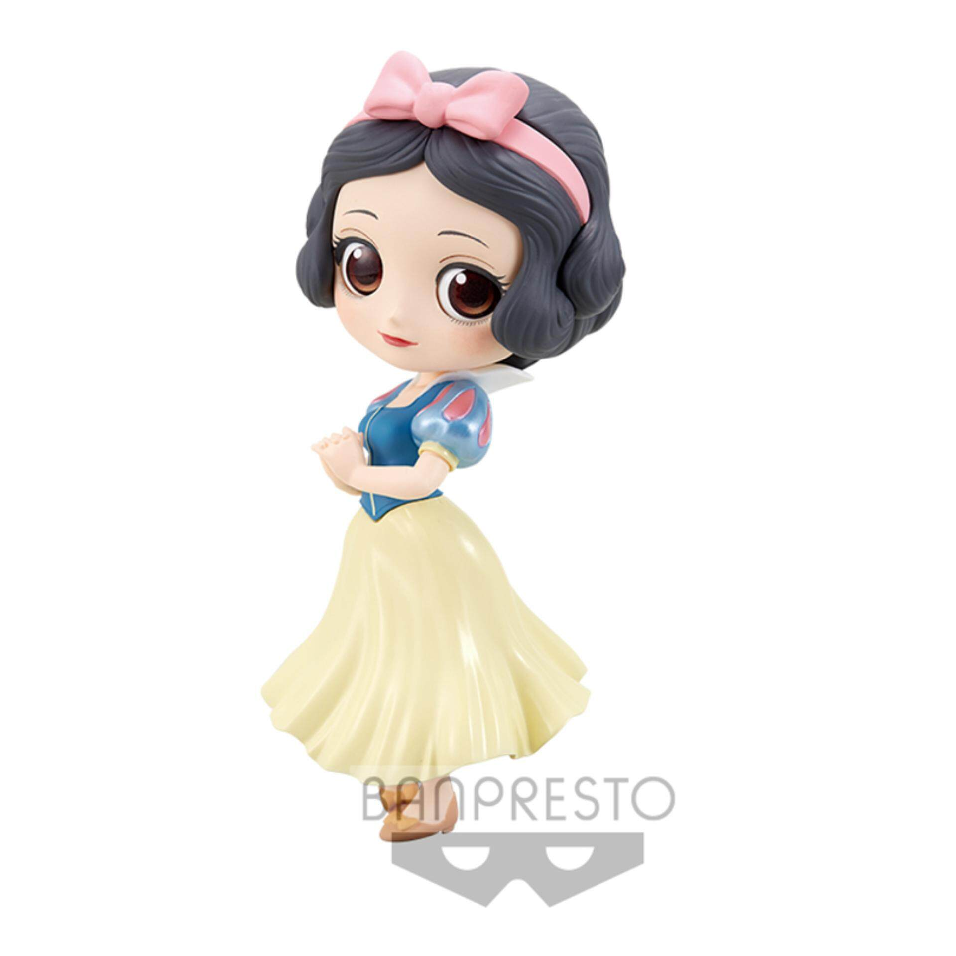 Banpresto Q Posket Disney Princess Figure Pastel Version - Snow White