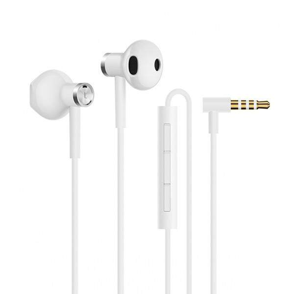 ยี่ห้อไหนดี  สิงห์บุรี Xiaomi BRE01JY Dual Drivers In-ear Earphone with Microphone Line Control