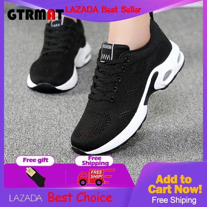 Gtrmat Musim Panas Kualitas Tinggi Olahraga Lari Sepatu Outdoor Sepatu  Nyaman Berventilasi Bantal Udara Athletic Mesh 3e6627e85c