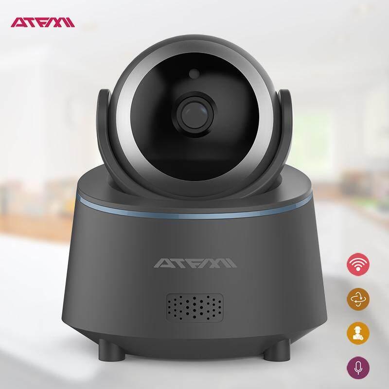 Atfmi T8 WIFI IP Nirkabel Kamera Kamera Keamanan Rumah/Toko Monitor dengan Dua Arah Audio Gerakan Detectionserveillance Kamera