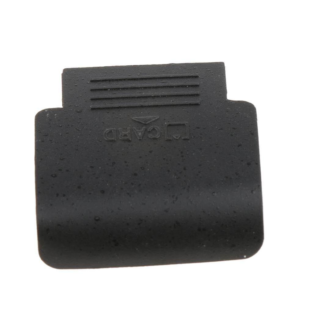 Miracle Shining SD Card Socket Slot Cover Cap for Nikon D3000 D3100 Replacement Part