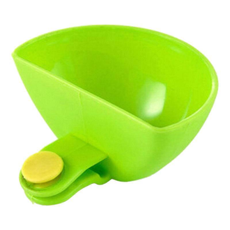 1pcs Dip Clips Kitchen Bowl kit Tool Small Dishes Spice Clip For Tomato Sauce Salt Vinegar