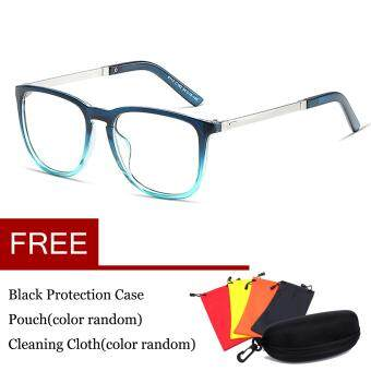 Bandingkan Toko Retro Logam Bulat Kacamata Lensa Bening Bingkai Kacamata  Fashion Kacamata untuk Pria dan Wanita 0f084cb0d2