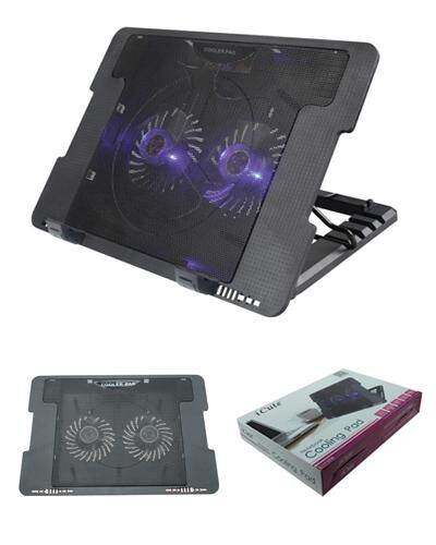 ICute ICC-20 Notebook Cooler Malaysia