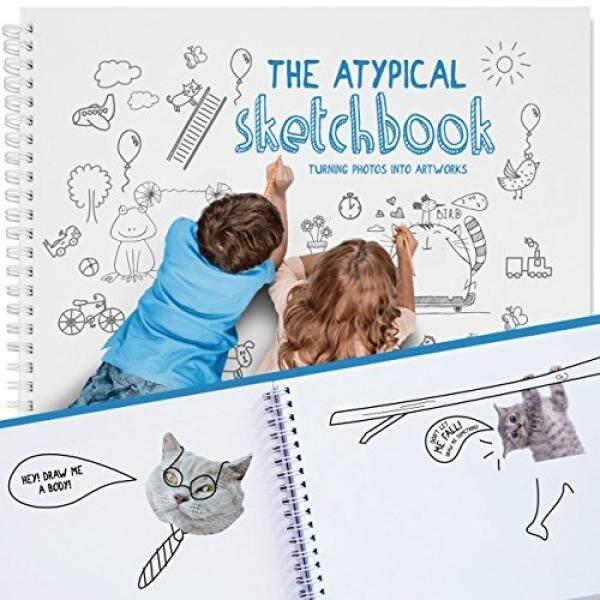 Unik Sketchbook untuk Anak-anak: Memungkinkan Lengkap Gambar Lucu Hewan. Boneka How To Train Your Dragon Menggambar Kucing Anjing Kegiatan Kesenian, Kegiatan Kreatif dan Ide Menggambar untuk Anak-anak, Sekolah Supply buku Mewarnai, Bantalan Gambar-Intl