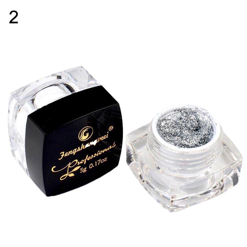 Bluelans® 5ML Sequin Glitter Gel Polish Nail Art UV LED Soak-Off Varnish Manicure