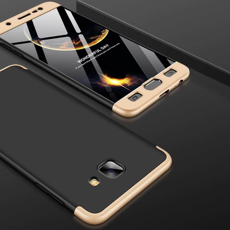Baru 3-In-1 Casing Tahan Guncangan untuk Samsung Galaxy J7 Max Max Penutup