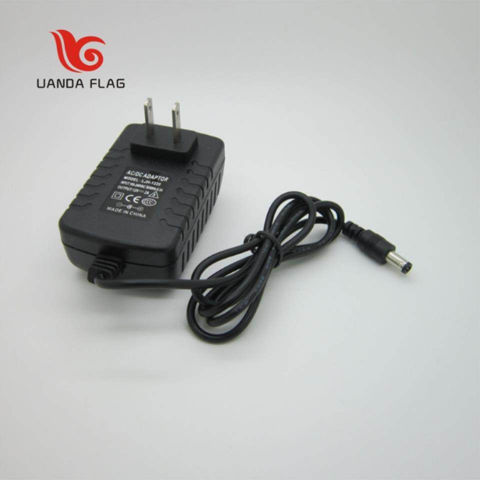 Fitur 12 V 2 A Security Monitoring Camera Power Supply Dc Regulated Volt