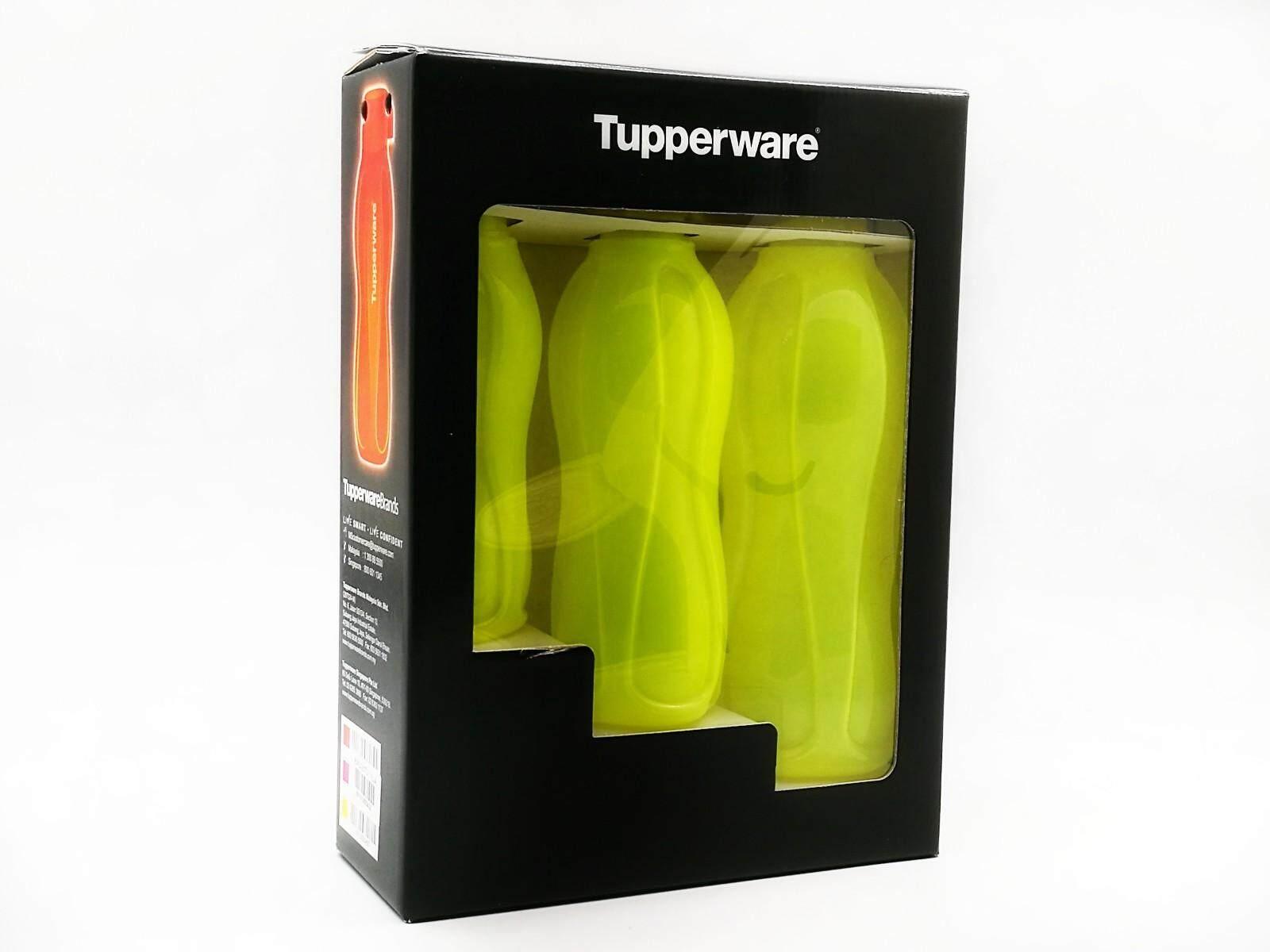 Features Tupperware Neon Eco Yellow Bottles 3pcs Set Dan Harga 310ml 4 Bottle Detail Gambar Terbaru