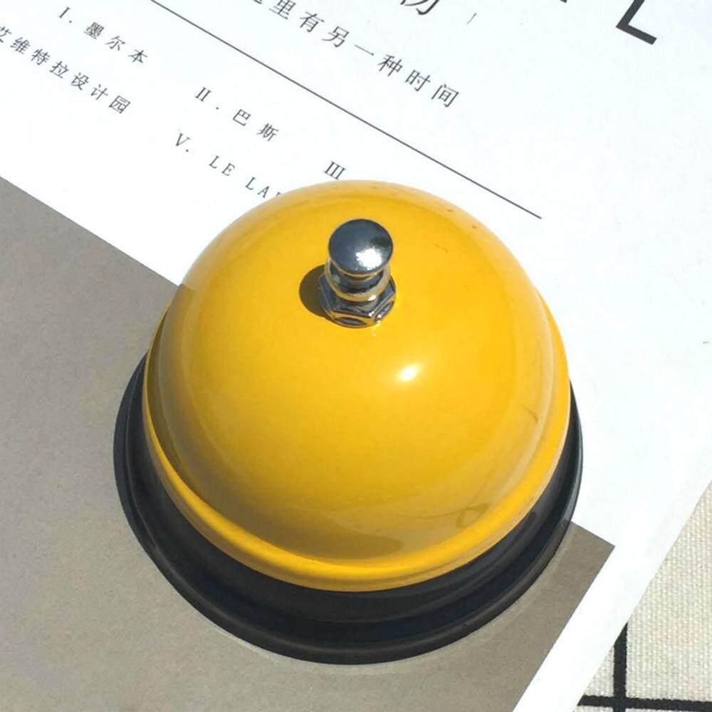 Putnamshop Hotel Counter Desk Bell Ring Metal Reception Restaurant Kitchen Bar Service Call