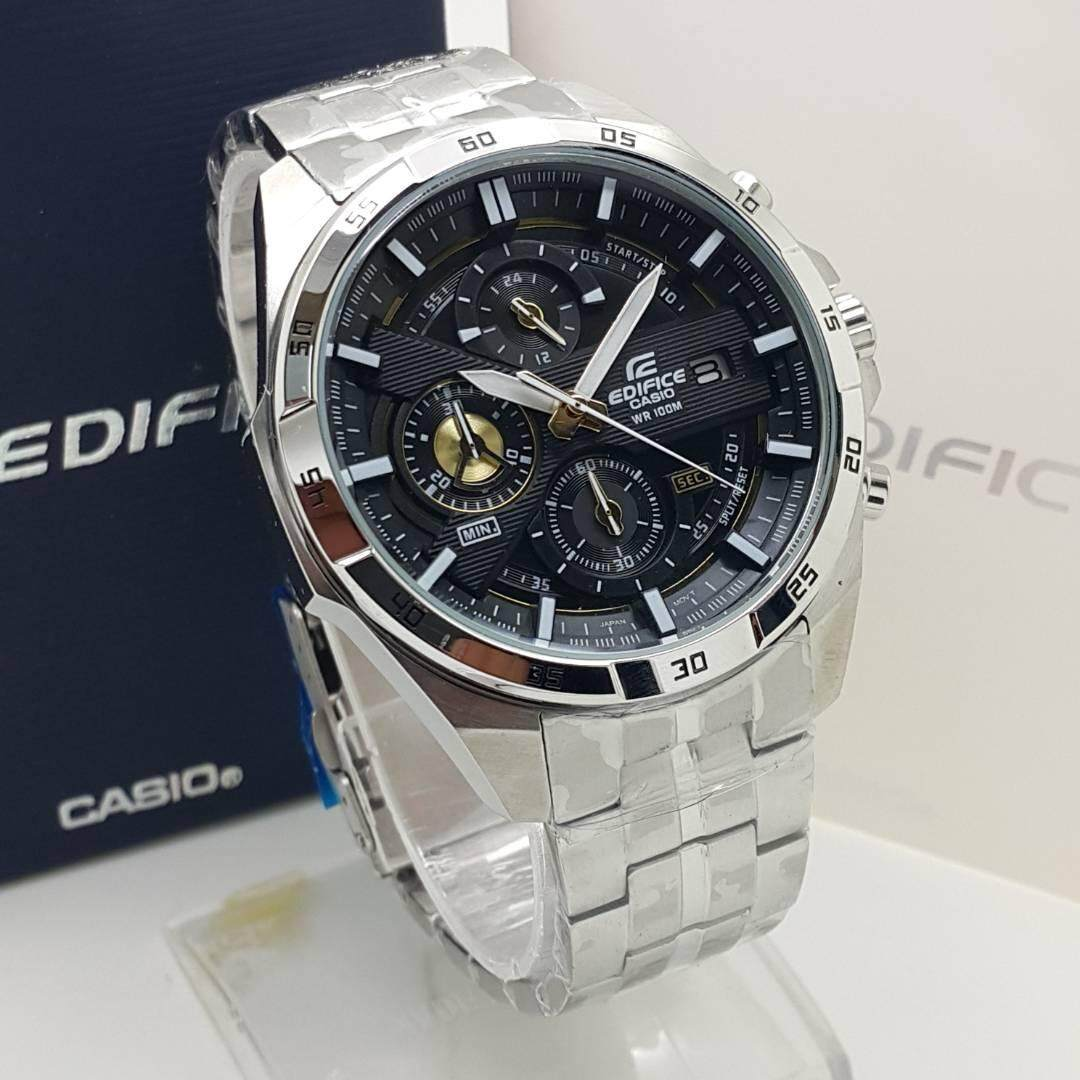 Casio Edifice Watches Price In Malaysia Best Ef 527d 7avdf Jam Tangan Pria Stainless Steel Putih Gred Premium High Quality With Box