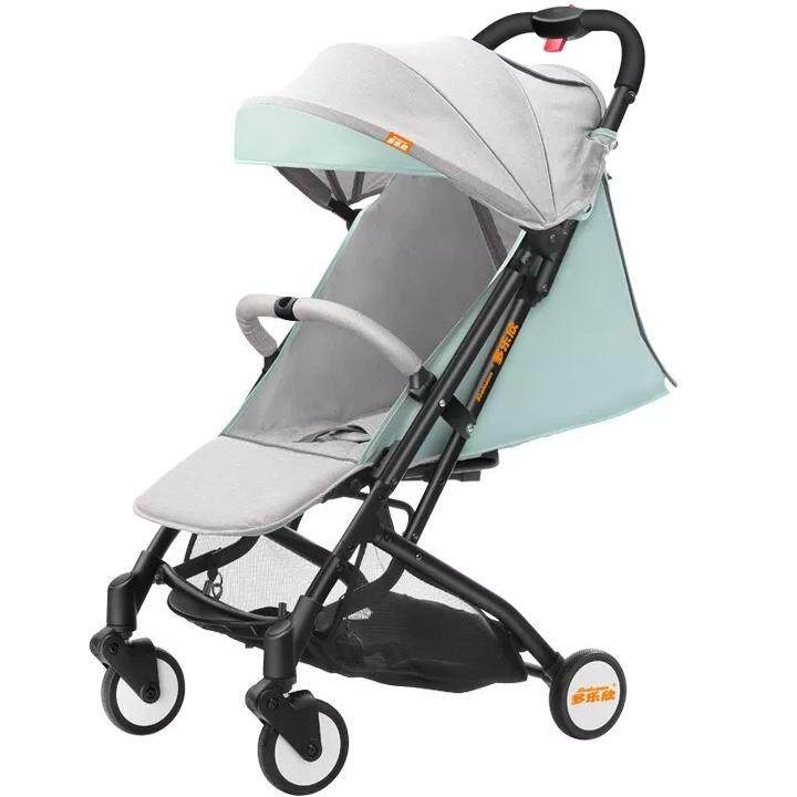Doleson Lightweight & Foldable Cabin Size Baby Stroller