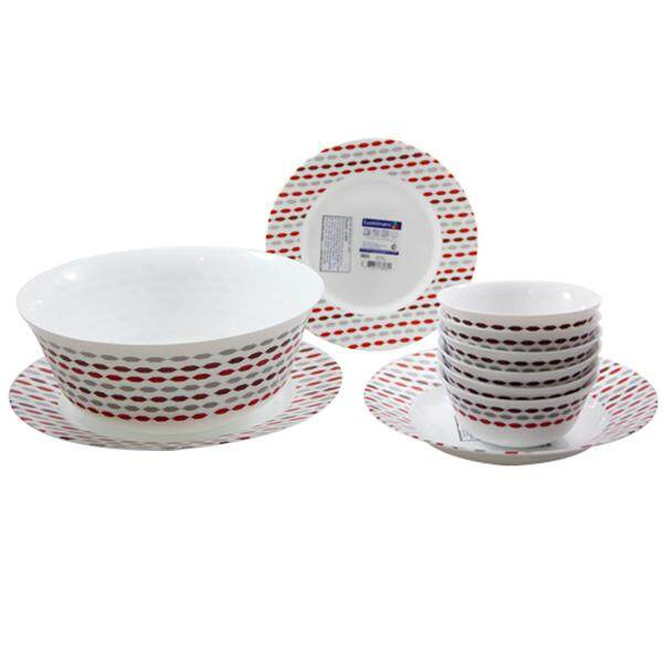 Hot !!! Luminarc Dining Set 31pcs