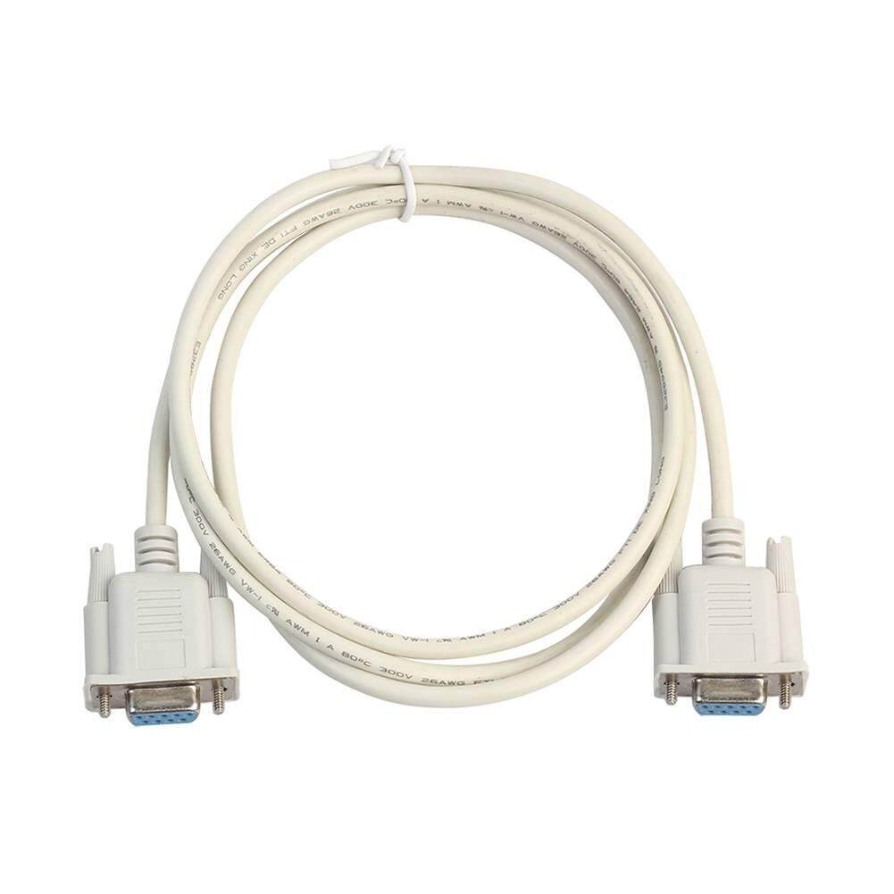 Serial Cables Buy At Best Price In Singapore Www Wire Ethernet To Rs485 Schematic Watson F Rs232 Null Modem Cable Female Db9 Fta Cross Connection