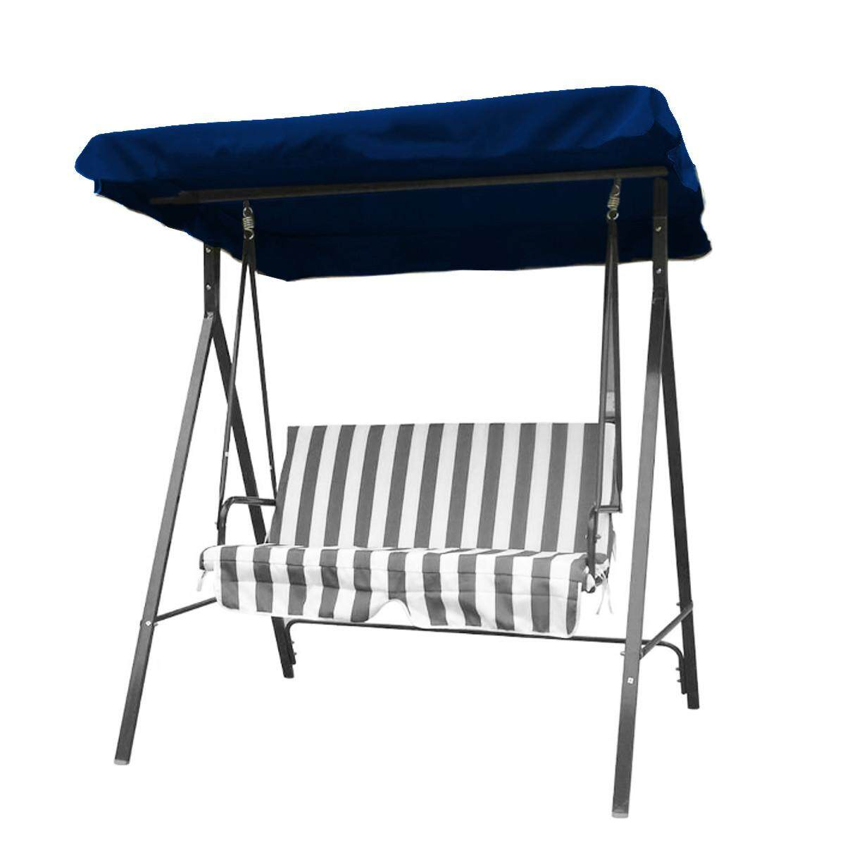 Hình ảnh Replacement Canopy for Swing Seat Garden Hammock 3 Seater Sizes Spare Cover