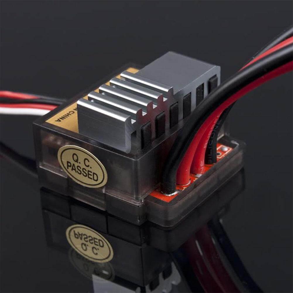 HSP 320A Brushed Sikat Elektrik untuk 1/8 1/10 RC Mobil Truk Perahu