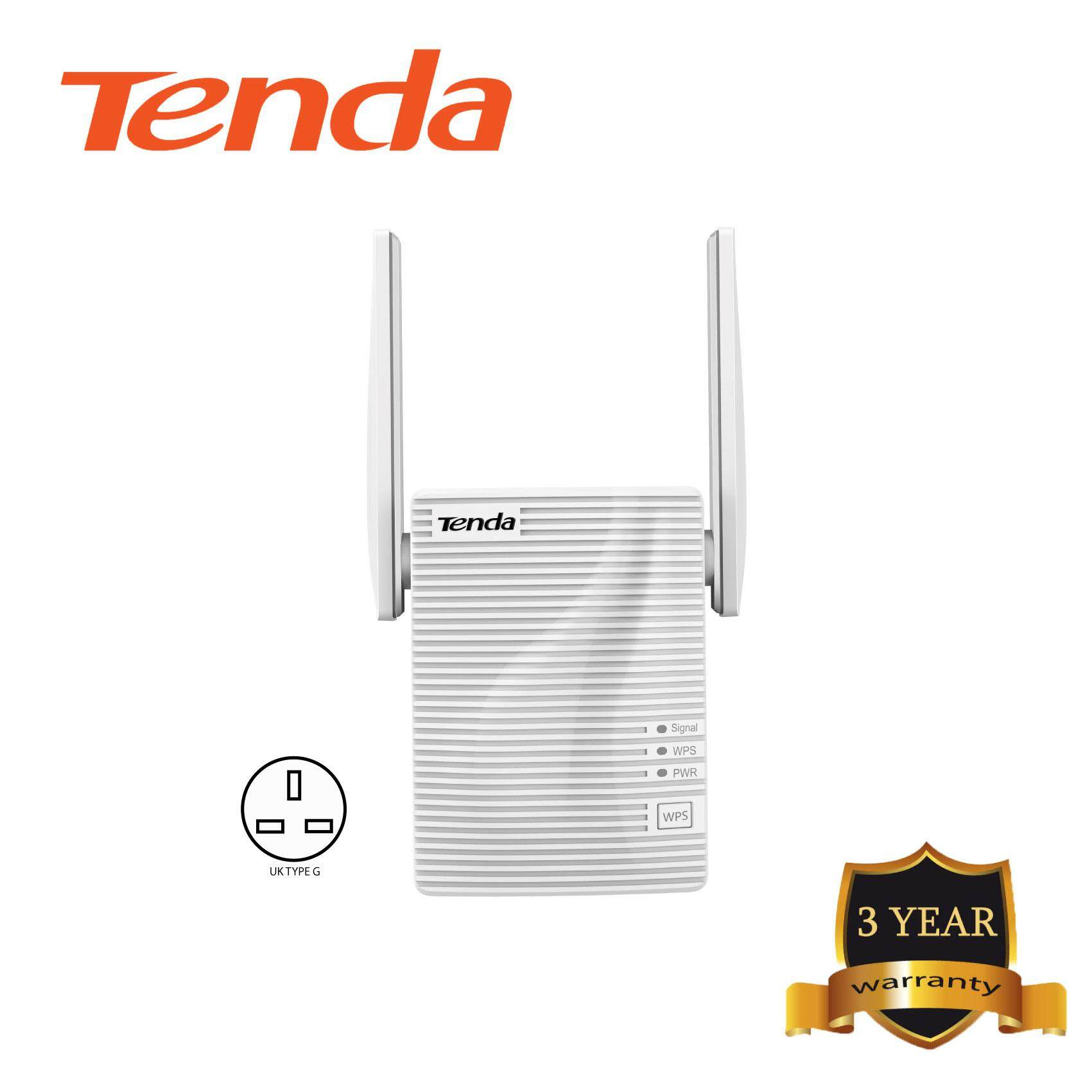 Features Original Tenda Ac6 1200mbps Wireless Router 5dbi External A18 Range Extender