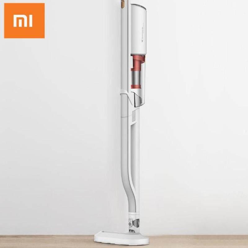 Original Xiaomi Deerma DX800S Multipurpose Double-circulation Upright Back Carrying Vacuum Cleaner Singapore