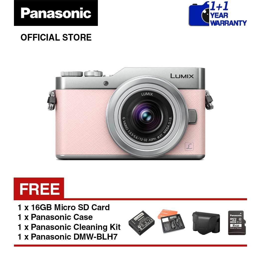 Sell Panasonic Lumix Gx9 Cheapest Best Quality My Store Dc Gf9 Kit G Vario 12 32mm F 35 56 Orange Myr 2163 Mirrorless Camera With 12mm Lens Pinkmyr2163