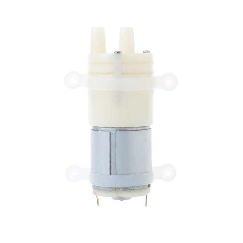 Priming Diafragma Mini Semprotan Pompa Motor 12 V Pompa Mikro untuk Dispenser Air-Intl