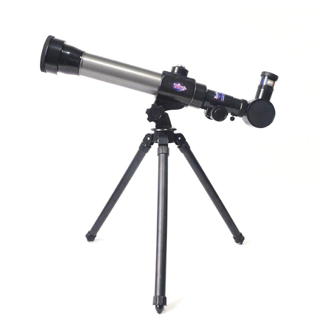 Magideal 20x 30x 40x Student Educational Toy Astronomical Telescope Gift For Children By Magideal.