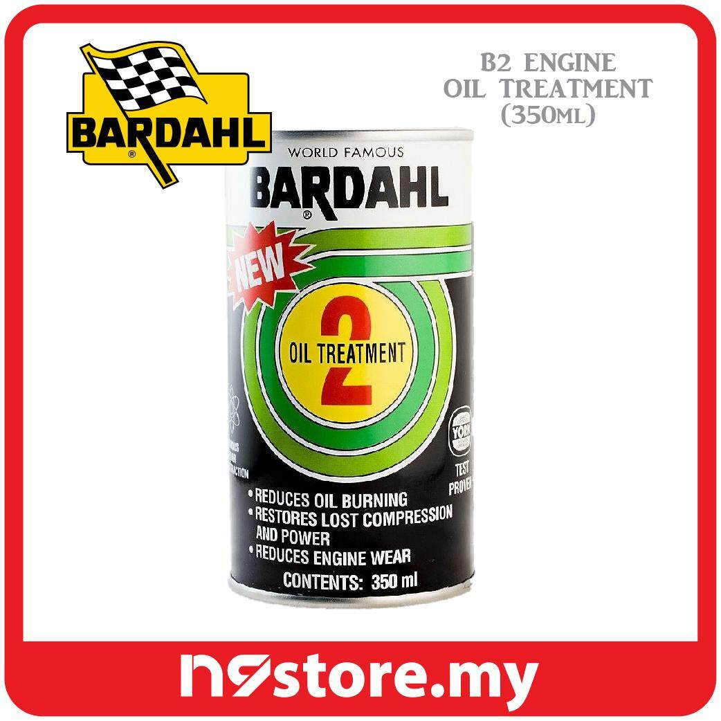 Bardahl B2 Oil Treatment To Reduce Oil Burning And Restore Lost Power (350ml)