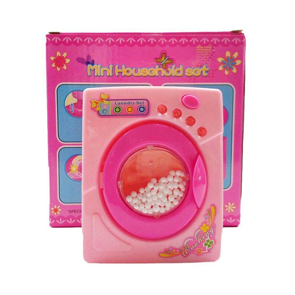 bSimulation mainan listrik mesin cuci anak-anak anak-anak bermain rumah mainan plastik