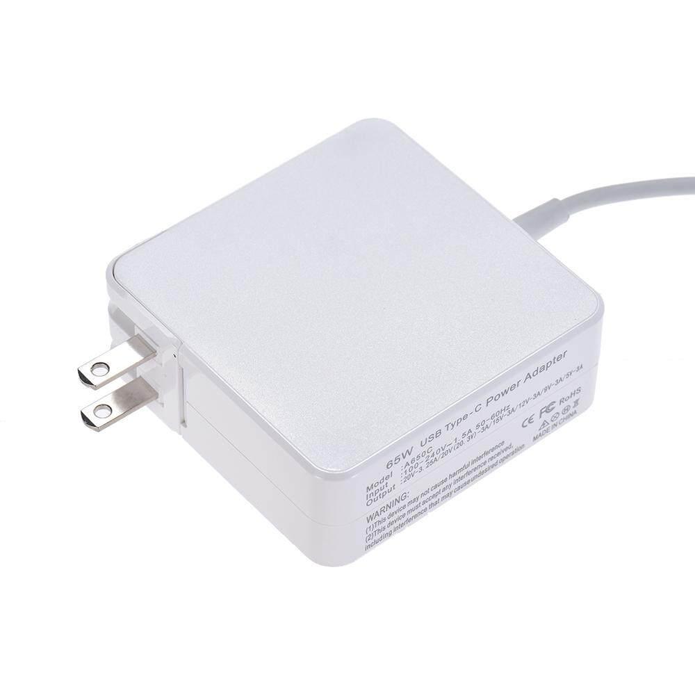 Power Adapter Ac Dc 100v-240v 1.5a 65w Usb Type-C 20v 3.25a/20v(20.3v) 3a/15v 3a/12v 3a/9v 3a/5v 3a Compact Charger For Macbook/xiaomi/huawei By Tdigitals.