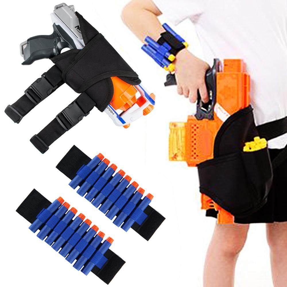 Etersummer Nerf Holster Belt And Wristband Kit N-Strike Elite Series Blaster By Etersummer Store.
