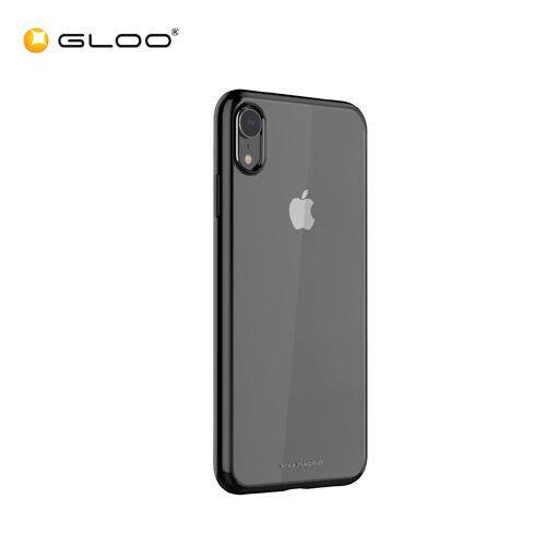 Viva iPhone XS Max Back Case Glazo Flex Black 8886461229288
