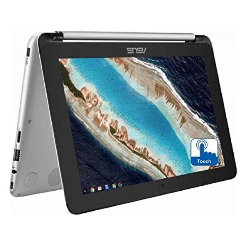 2018 Newest Premium Asus 10.1 Flip 2-in-1 WXGA IPS Touchchscreen Chromebook - Rockchip RK3399 Processor, 4GB DDR3, 16GB eMMC, Bluetooth, 802.11ac, 3-in-1 Media Reader, Webcam, USB Type-C Chrome OS - intl