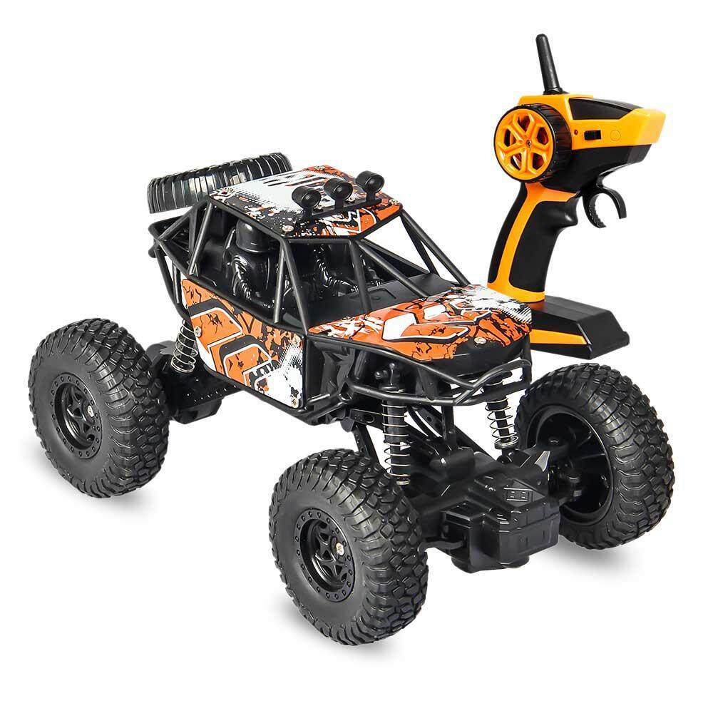 Goodgreat 1:20 Rc Truks Off Road Remote Control Car 2wd , Layopo Buggy Monster Crawler Toys, With 2.4ghz By Good&great.