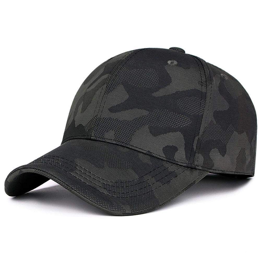 Unisex Men Women Camouflage Baseball Cap Snapback Hat Hip-Hop Adjustable  Caps 81692c12c984