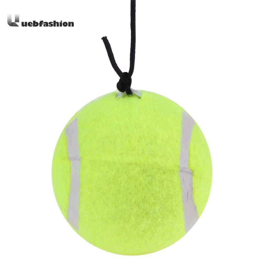 Hình ảnh Belt line Woolen chemical fiber Training Tennis Ball High Elasticity Self-Study Detachable Elastic Rubber String - intl