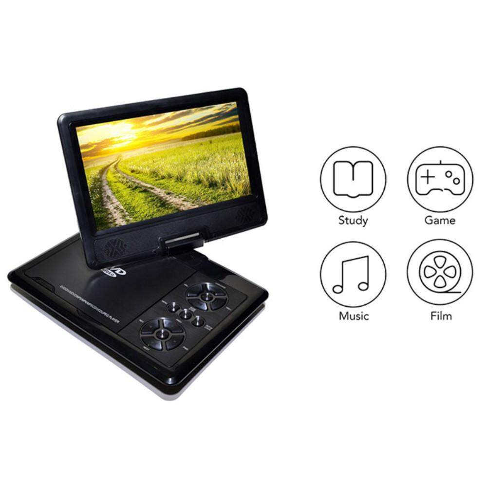 Special Offer Car Portable Flipping DVD Rotation 9.8 Inches Mobile DVD 270° Swivel Screen Panel Built in MTK Chip Media Music Movies DVD Player