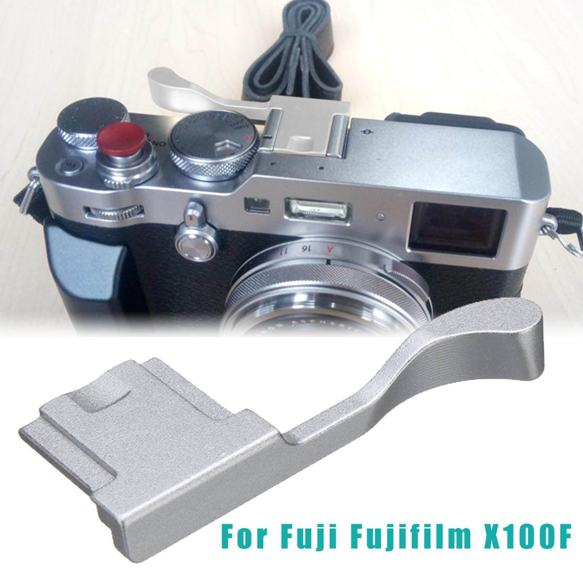 Bantalan Jempol Grip Menggantikan UNTUK Fuji Fujifilm X100F Mirrorless Digital Camera-Intl