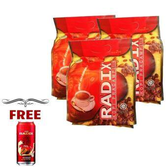 RADIX COFFEE X 3 JUMBO PACK