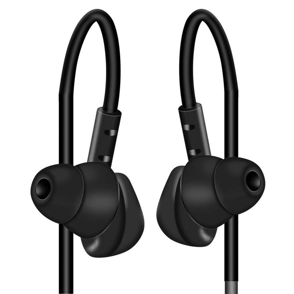 FONGE S500 Wired In-ear Waterproof Earphones Ear Hook Earbuds Stereo Super Bass Headphones Sport