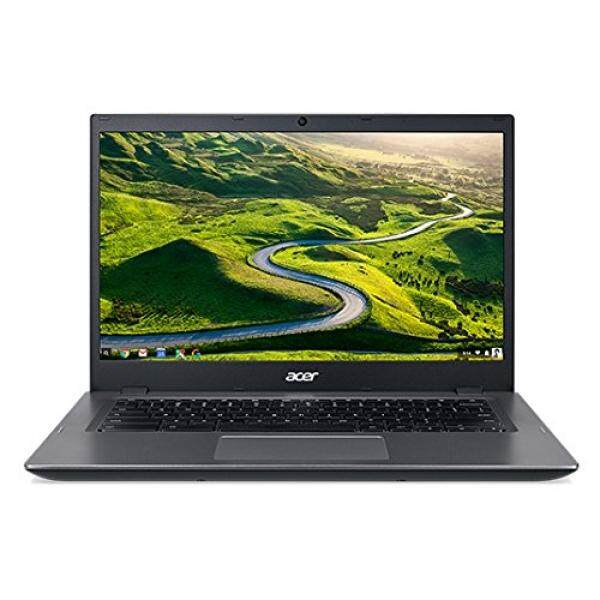 Acer Chromebook 14, Aluminum, 14-inch HD, Intel Celeron Dual core, 4GB LPDDR3 Ram, 16GB Memory, Black, CP5-471-C0EX - intl