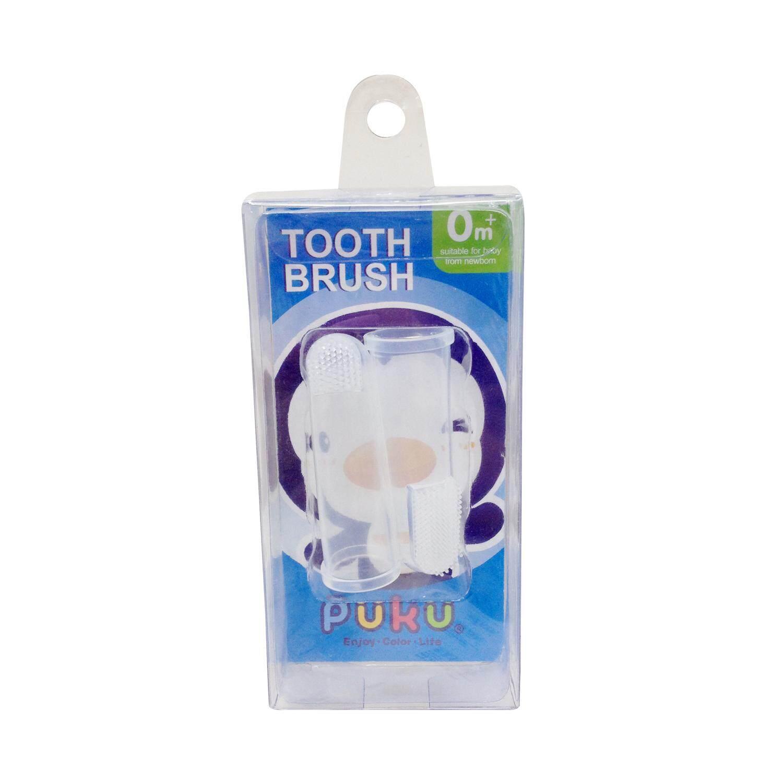 PUKU Toothbrush (Finger Type) 2 pcs