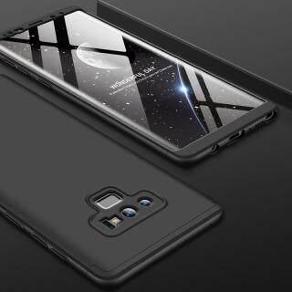 Zeallion Cho Samsung Galaxy Note 9 3 Trong 1 Lai 360 Độ Full Logo Lỗ Bảo Vệ Cứng MÁY TÍNH bao Da ốp lưng thumbnail