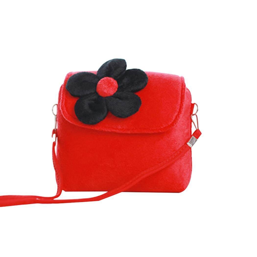 Kid's Shoulder Bag Bead Chain Handle Messenger Bag Mini Crossbody Bag