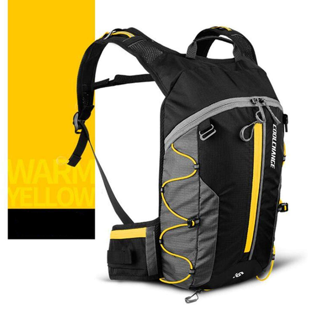 13f36976f 10L MTB Bicycle Cycling Backpack Hydration Pack Hiking Camping Water  Bladder Bag