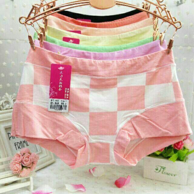 Set of 5pcs modal panties