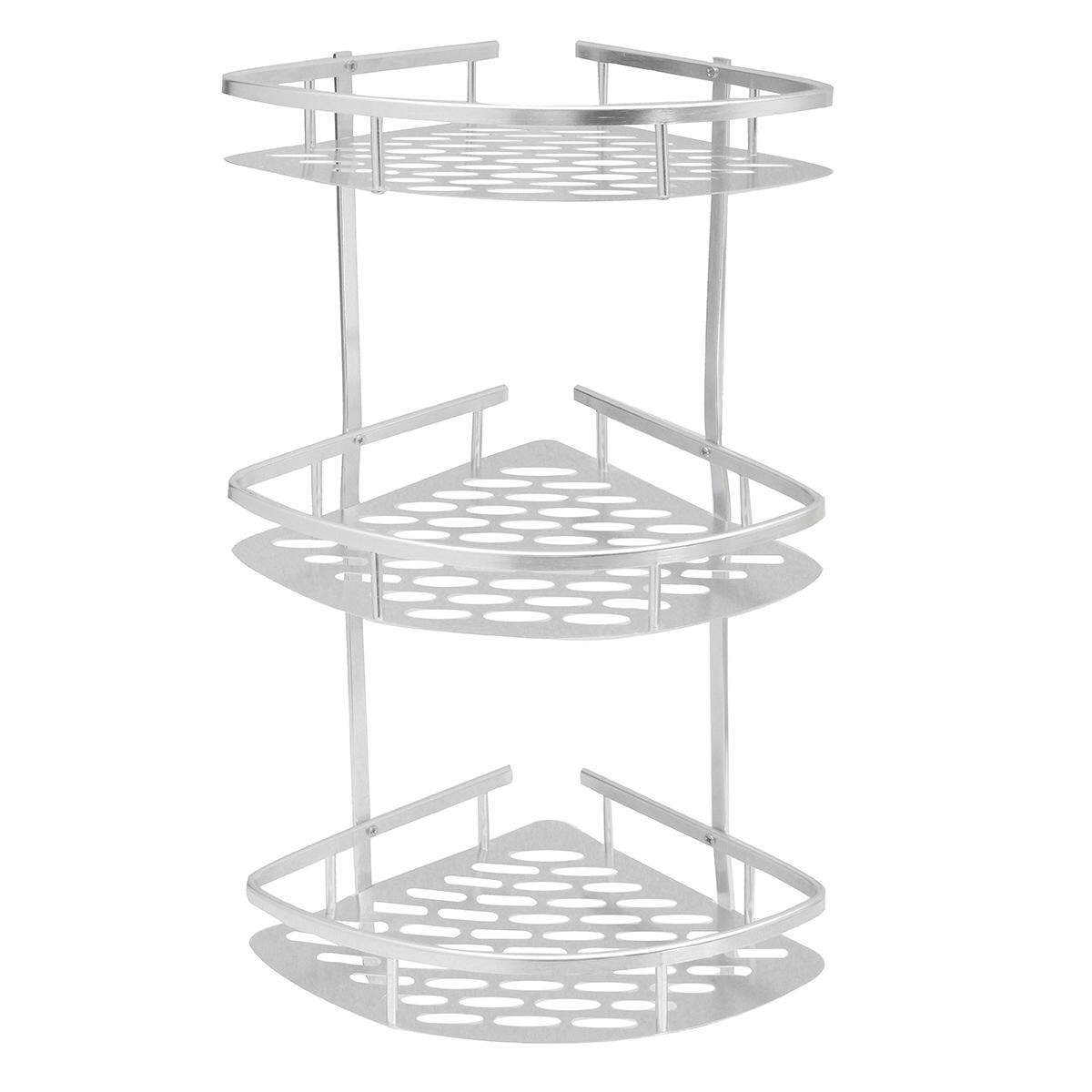 Triangular Shower Caddy Shelf Bathroom Wall Corner Rack Storage Organizer Holder By Audew.