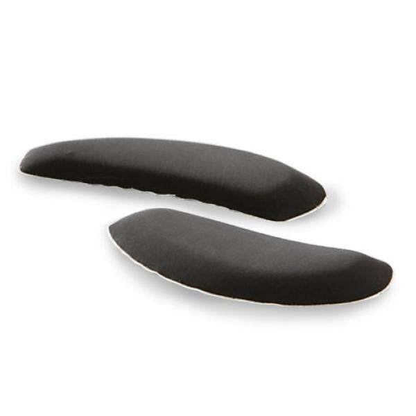 Dr. Rosenbergs Instant Arches Sandal Arch Supports, BLACK / From USA