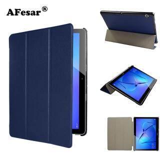 Bao Da PU Cho Máy Tính Bảng Thông Minh, Vỏ Bảo Vệ Cho Huawei Honor Play Pad 2 9.6 Cho Huawei MediaPad T3 10 9.6 AGS-W09 L09 L03 Vỏ Máy Tính Bảng thumbnail