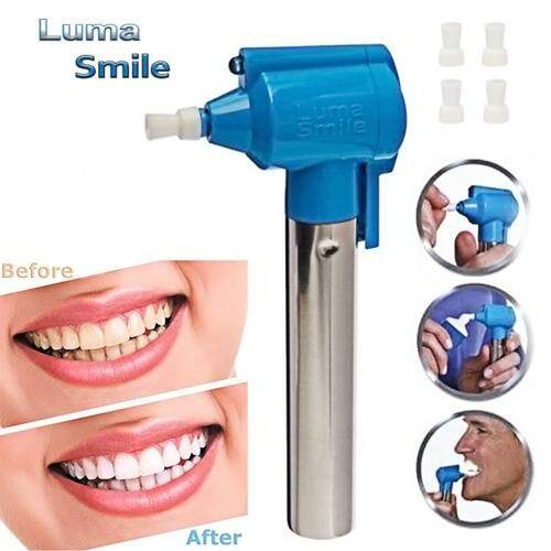 Technology Luma Smile Dental Tooth Polishing Teeth Whitening Stain Remover Tool