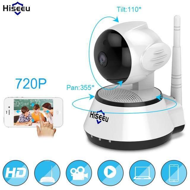 Home Security IP Camera Wireless Smart WiFi Camera WI-FI Audio Record Surveillance Baby Monitor