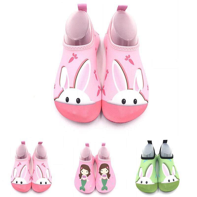 Urban Sepatu Selam Lantai Sepatu Musim Semi dan Musim Panas Musim Gugur Sepatu Renang Bayi Kartun